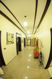 Academia e/ou comodidades em برج سلطانة للوحدات السكنية