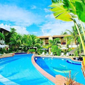 A piscina localizada em Solar Pipa Praia Flats ou nos arredores