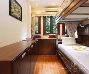 Küche/Küchenzeile in der Unterkunft Hanoi Culture Hostel
