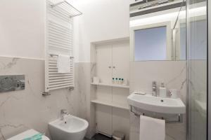 A bathroom at Piccolo Principe Affittacamere