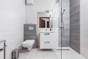 Kúpeľňa v ubytovaní Flower Residence