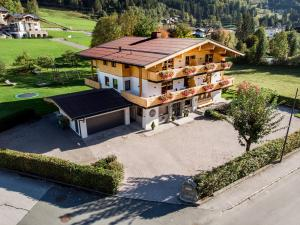 A bird's-eye view of Appartement Mühle