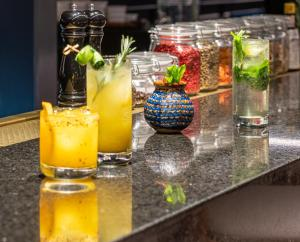 Drinks at Umbral, Curio Collection By Hilton