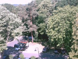 A view of the pool at Apartment SILESIA or nearby