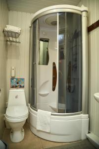 Ванная комната в ВИП отель