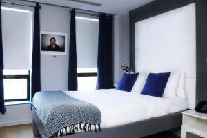 Un ou plusieurs lits dans un hébergement de l'établissement The Ridge
