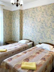 Voodi või voodid majutusasutuse Villa Wesenbergh toas