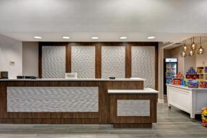The lobby or reception area at Homewood Suites by Hilton Lake Buena Vista