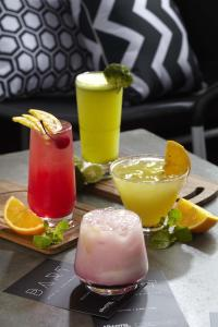 Breakfast options available to guests at Artotel Thamrin - Jakarta