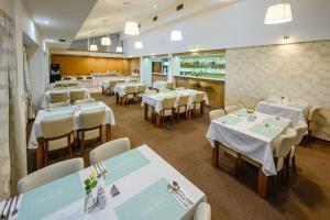 Restaurace v ubytování Hotel Vega Luhacovice
