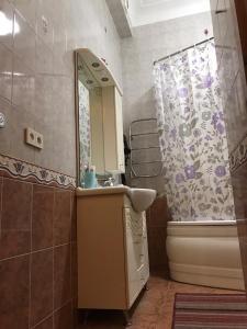 Ванная комната в Heart Тверская
