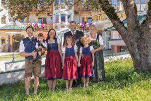 Children staying at Apparthotel Talhof, Restaurant, Pool und Spa