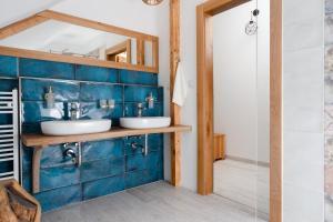 Kúpeľňa v ubytovaní BURINA plant-based residence