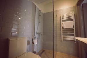 A bathroom at Villa Piazzetta