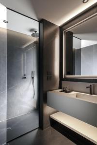 Un baño de La Suite Matera Hotel & Spa