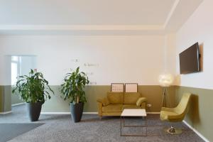 A seating area at K-Apart Hotel & Boardinghouse