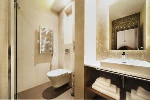 Kupatilo u objektu NV Luxury Suites & Spa