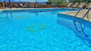 The swimming pool at or near Hotel Meridiana