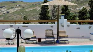 The swimming pool at or near Sariza Spring Hotel