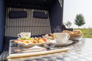 Завтрак для гостей Hotel Königslinie