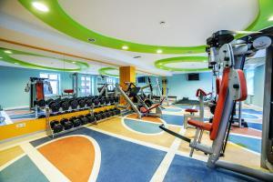 Фитнес-центр и/или тренажеры в Victoria Hotel Vyborg