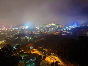Bird's-eye view ng 456 Hotel