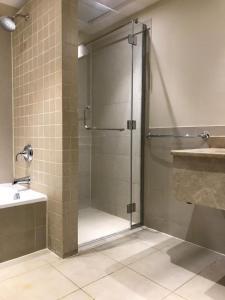 Um banheiro em Riad Marina