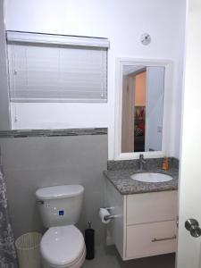 A bathroom at The Harloe - Luxury Condos