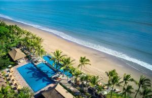 A bird's-eye view of The Legian Bali
