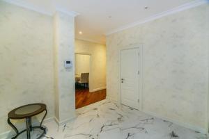 Cama ou camas em um quarto em Lux Family Apartment in City Center