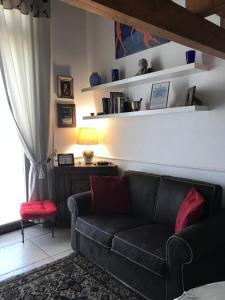 Area soggiorno di La casa nel sole - Boutique B&B