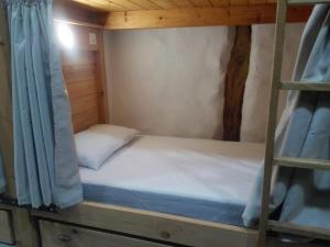 A bed or beds in a room at La plazuela verde