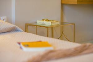 Letto o letti in una camera di Nissi Collections Rooms