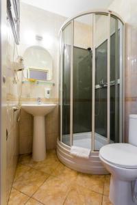 Łazienka w obiekcie Baskov