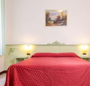 Un ou plusieurs lits dans un hébergement de l'établissement Guesthouse Ca' San Marcuola 1