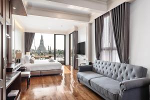 Area soggiorno di ARUN Riverside Bangkok