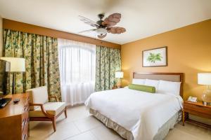 Cama ou camas em um quarto em Eagle Aruba Resort & Casino