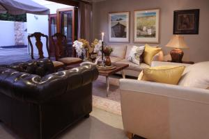 A seating area at The Gregoire Boutique Villa