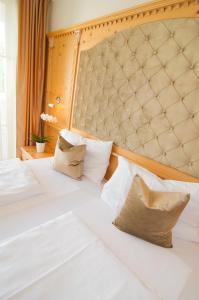 Ein Bett oder Betten in einem Zimmer der Unterkunft Panorama