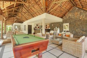 Billard dans l'établissement Cocotiers Hotel – Mauritius