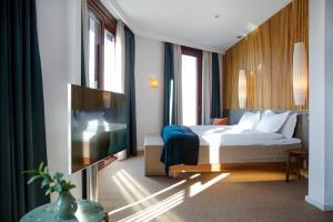 Letto o letti in una camera di Portixol Hotel & Restaurant