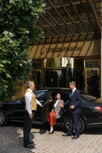 Guests staying at InterContinental - Kyiv, an IHG Hotel