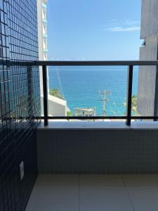 A balcony or terrace at Apartamento Ondina Choice