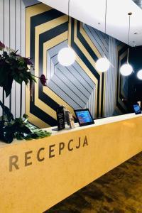Lobby/Rezeption in der Unterkunft IBB Andersia Hotel