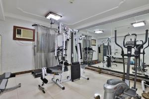 Academia e/ou comodidades em Jubail High Rise Hotel