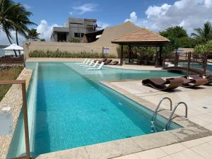 The swimming pool at or close to Barra Bali Beach