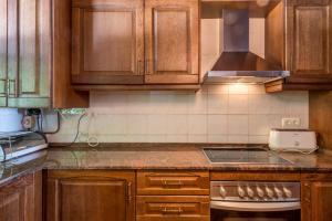 A kitchen or kitchenette at Era Coma by Totiaran