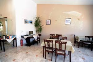 Εστιατόριο ή άλλο μέρος για φαγητό στο Ευήλιον