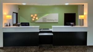 The lobby or reception area at Holiday Inn Mayaguez & Tropical Casino, an IHG Hotel