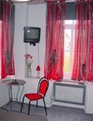 TV/Unterhaltungsangebot in der Unterkunft Hotel zur Eiche